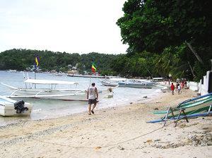 Small La Laguna, Sabang