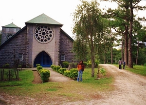 Sagada - St. Mary's Church