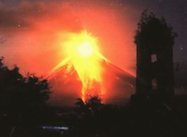 Mt. Mayon- 1984 Eruption